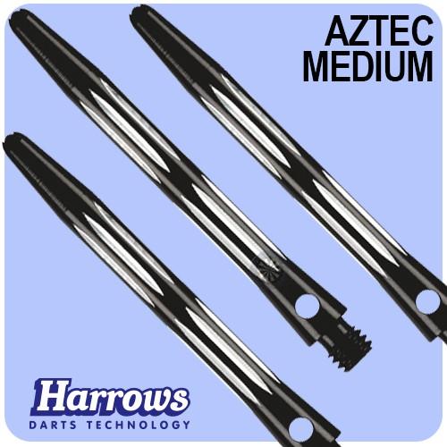 Black Harrows Aztec Stems Medium