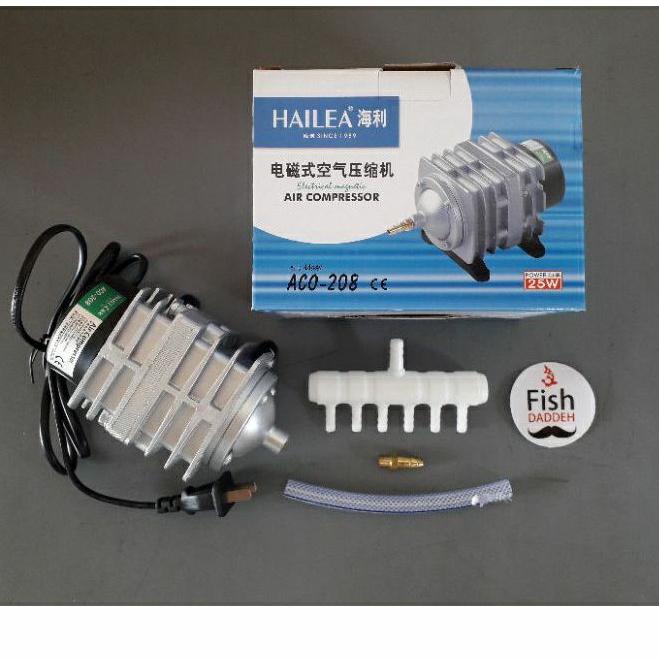 Hailea Air Compressor Aco 208 25w Sale Shopee Philippines