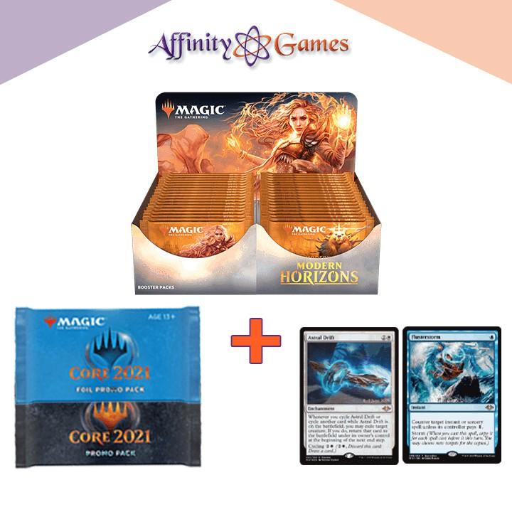 magic the gathering  modern horizons  booster box
