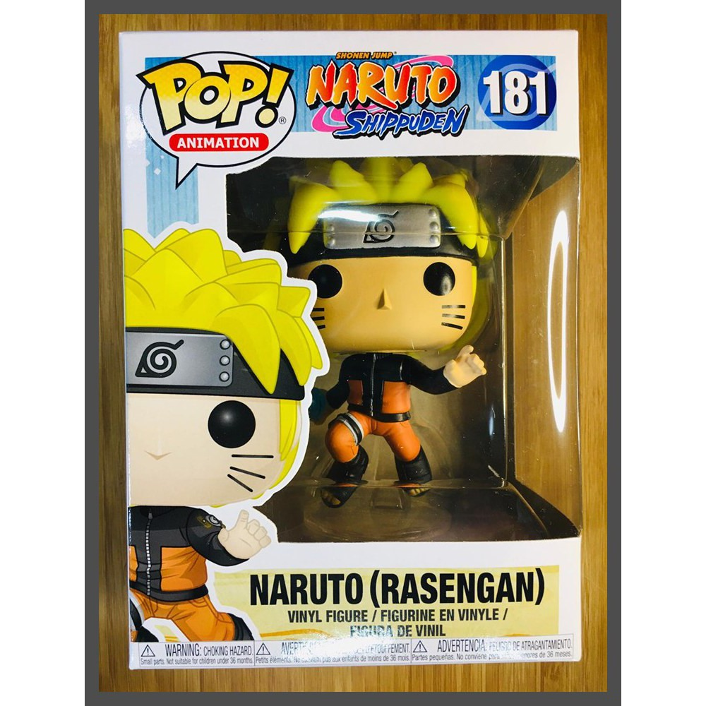 Vinyl Naruto Pop Pop Rasengan Vinyl--Naruto