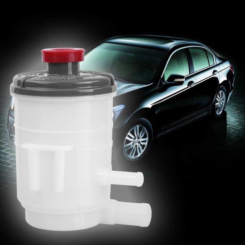 Power Steering Pump Fluid Reservoir Oil Tank Bottle For