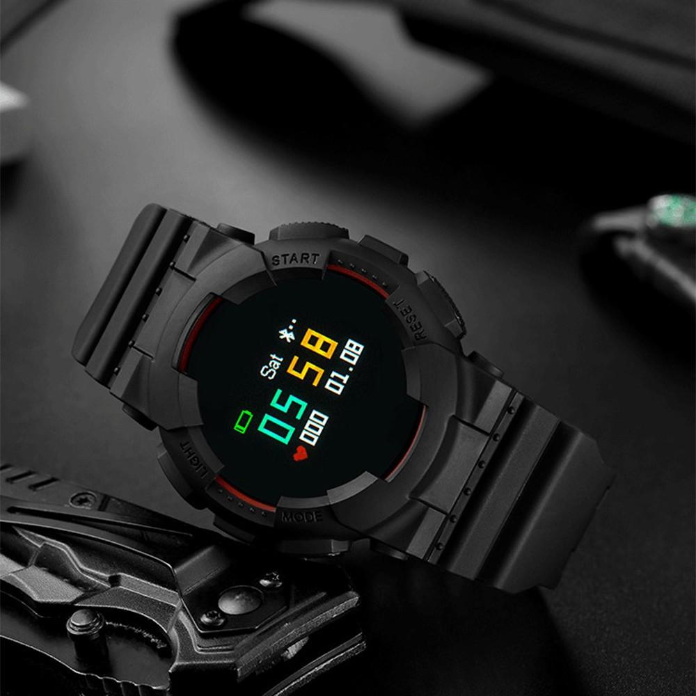 V587 Blood Pressure Fitness Tracker Smart Wristwatch