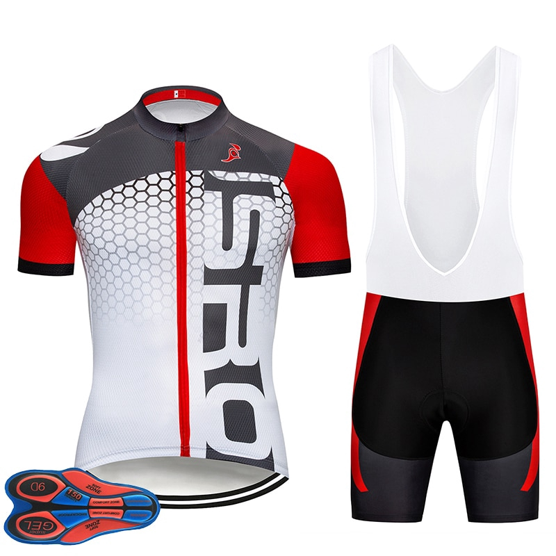 Mens Short Sleeve Cycling Jerseys Bicycle Team Racing Shirt Full Zip Cartoon