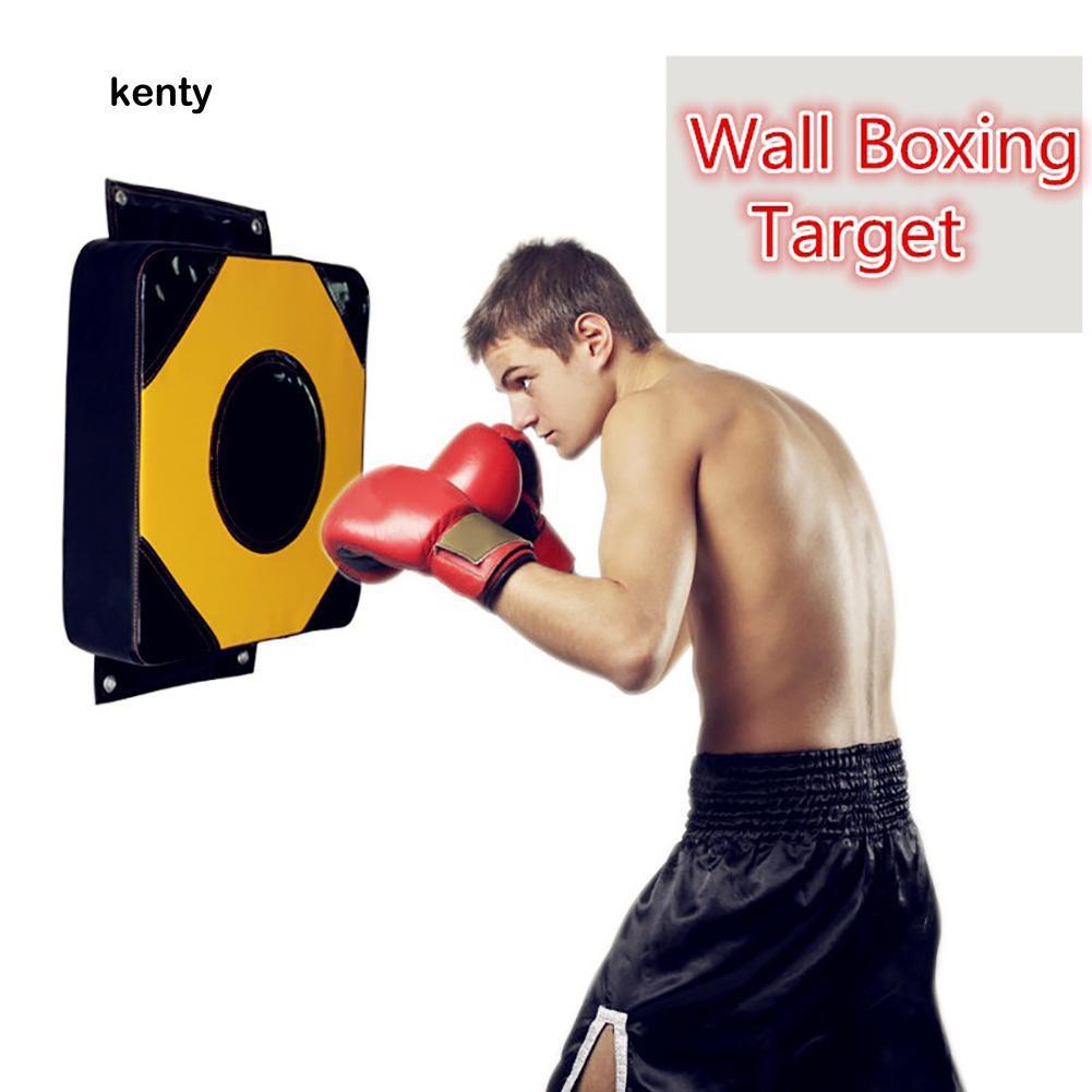 Foot Target Training Sport Fitness Boxing Equipment PU Leather Foam Pads //KT
