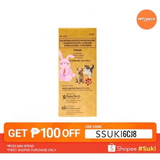 Play Pets Ear Doctor Pet Ear Cleanser Shopee Philippines