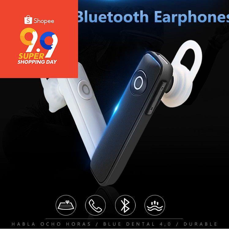 ^3^ Stereo Headset Wireless Bluetooth Earphones Handsfree