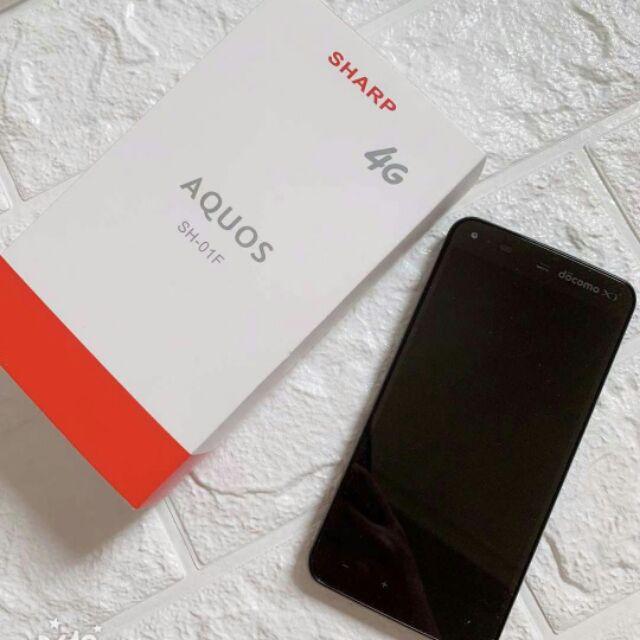Original sharp AQUOS SH-01F cellphone with 32G ROM
