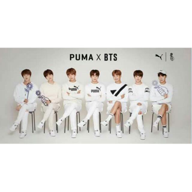 PUMA X BTS COURT STAR (ACTUAL PIC)   Shopee Philippines 4c7a5bbd4138