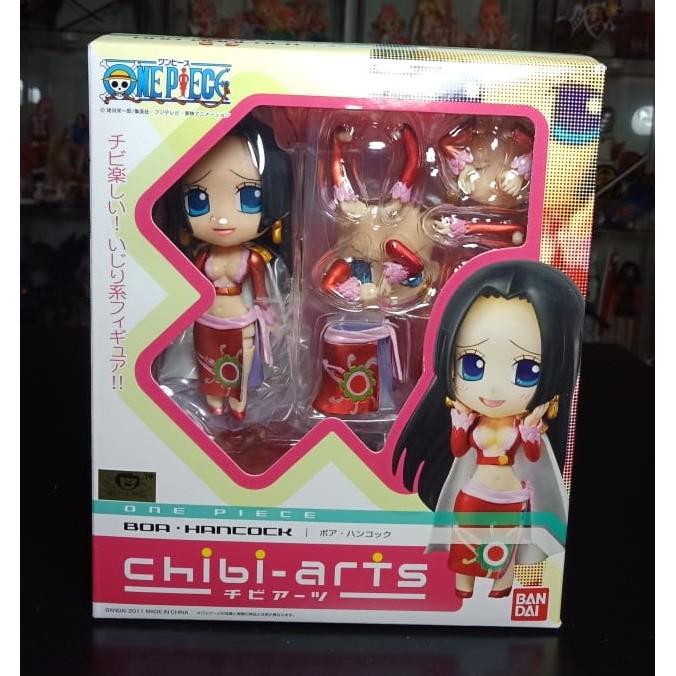 JAPAN PVC Figure chibi-arts Boa Hancock Bandai One Piece