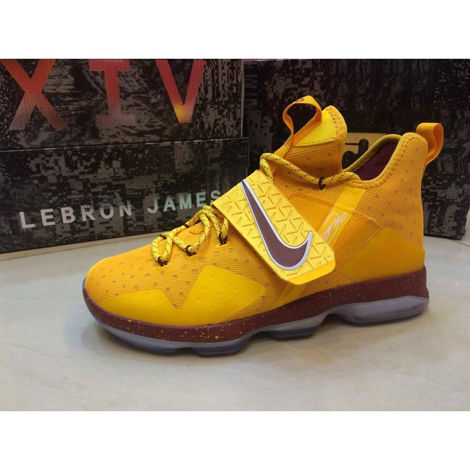 1303c572e15 Nike LeBron 14 BASKETBALL SHOES - RUBBER SHOES - OEM