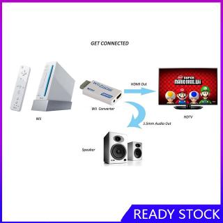 Audio Extractor 720P 1080P Monitor Video Converter For HDTV