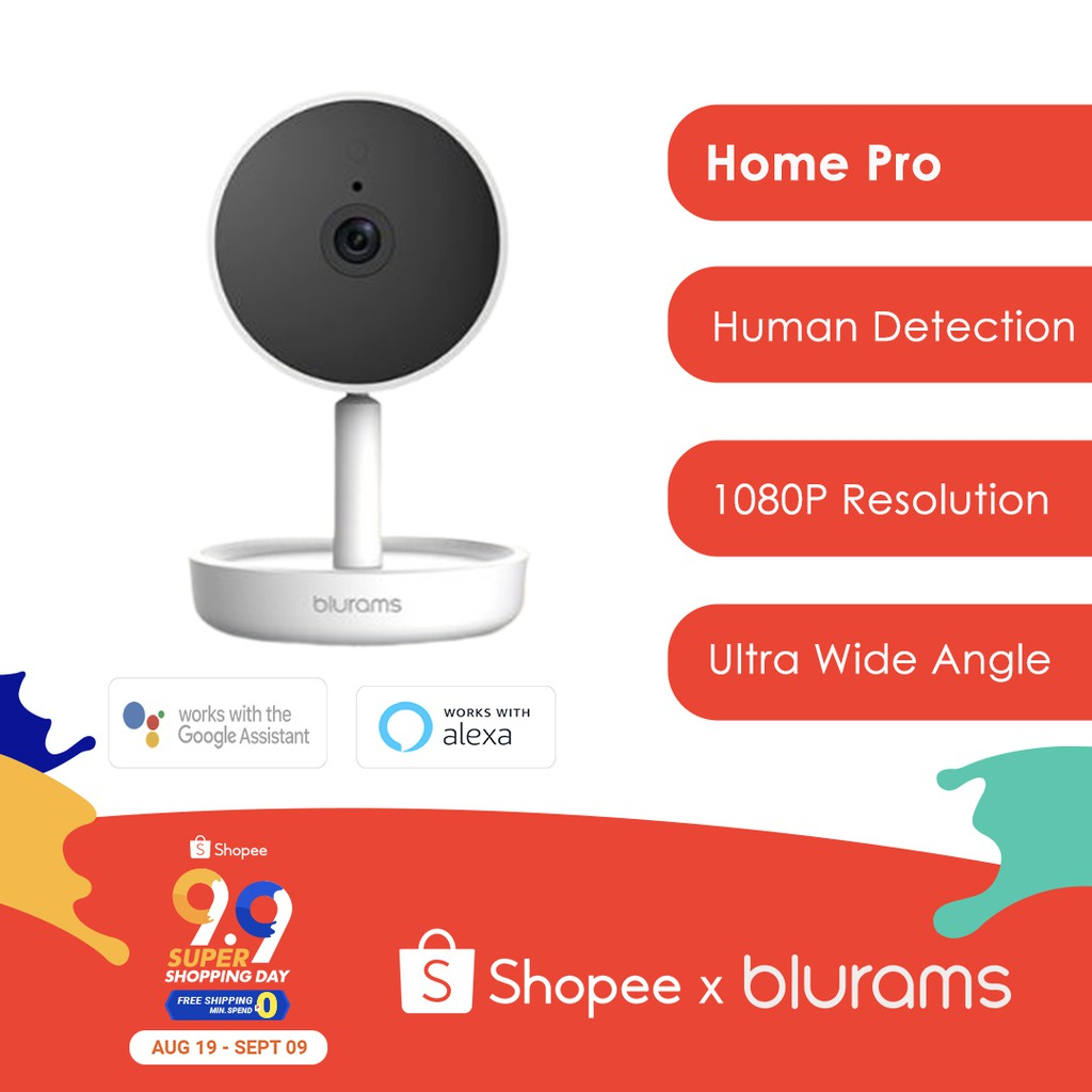 blurams Home Pro IP Camera