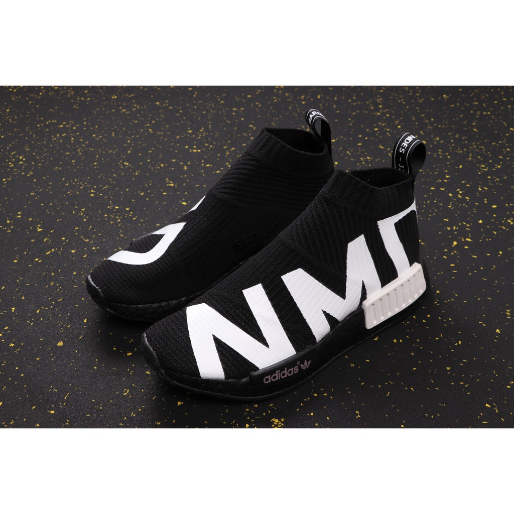 más popular oficial fábrica auténtica Adidas NMD Sock Mid Boost Unisex couple shoes Retro sneakers ...
