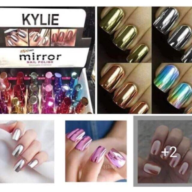 Kylie Mirror Nail Polish | Shopee Philippines