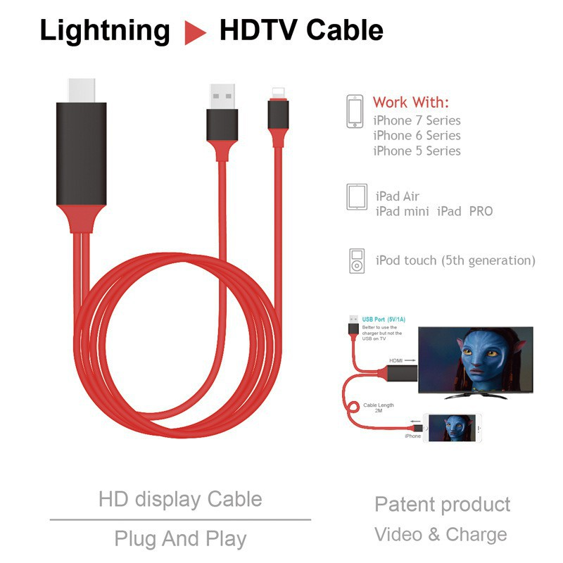 lightning hdmi - tv accessories prices and online deals - home  entertainment may 2019 | shopee philippines