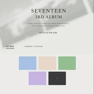 SEVENTEEN - 3RD ALBUM   Shopee Philippines