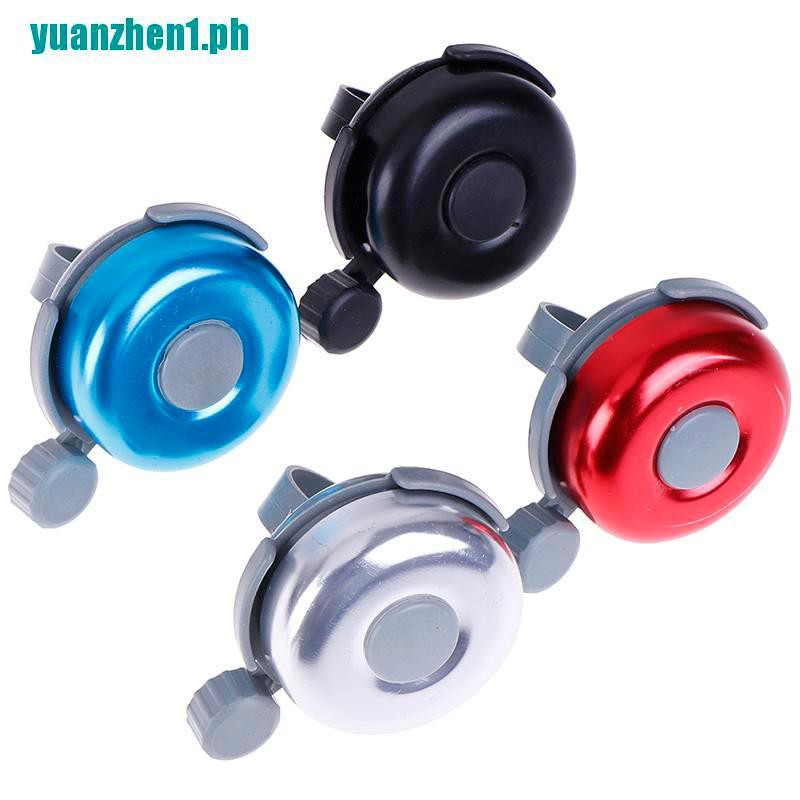 Aluminium Alloy Bike Ring Bell Horn Mountain Bike Handlebar Ring Bicycle Bells