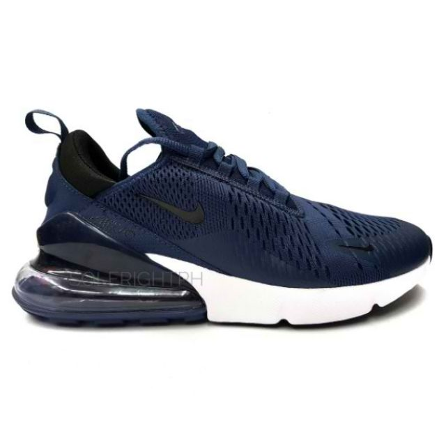 best service 5a4b2 31141 Nike Air Max 270 Midnight Navy/Black