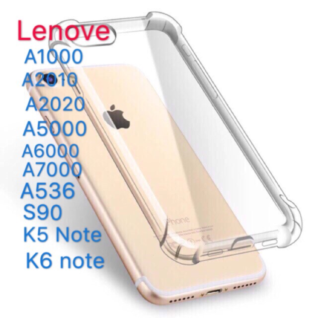 new concept 23907 bcd69 Lenovo A5000 A6000 A7000 A536 A1000 A2010 shockproof case
