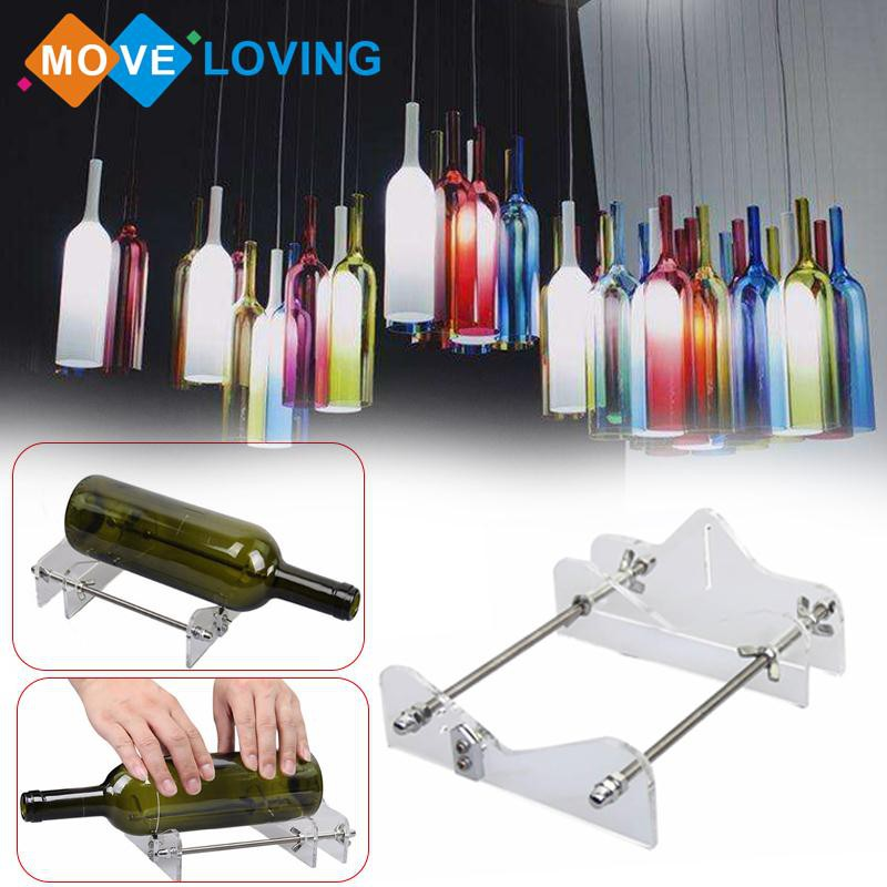 New Arrival Glass Bottle Cutter Diy Tools Bottle Lamp Cup Tools Cutter Glass Knife Glass Bottle Cutter Wine Bottle Cutter Hot Tools