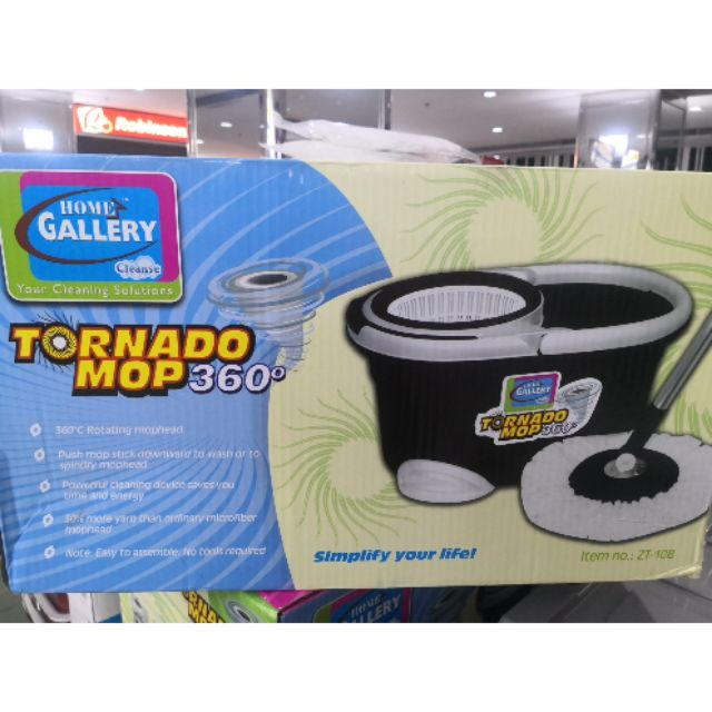 Home Gallery Tornado Mop Large size | Shopee Philippines