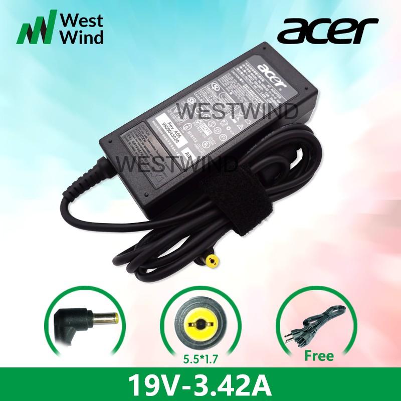 Charger Acer 19V 3 42A Aspire Laptop E1-431 E1-431G E1-432