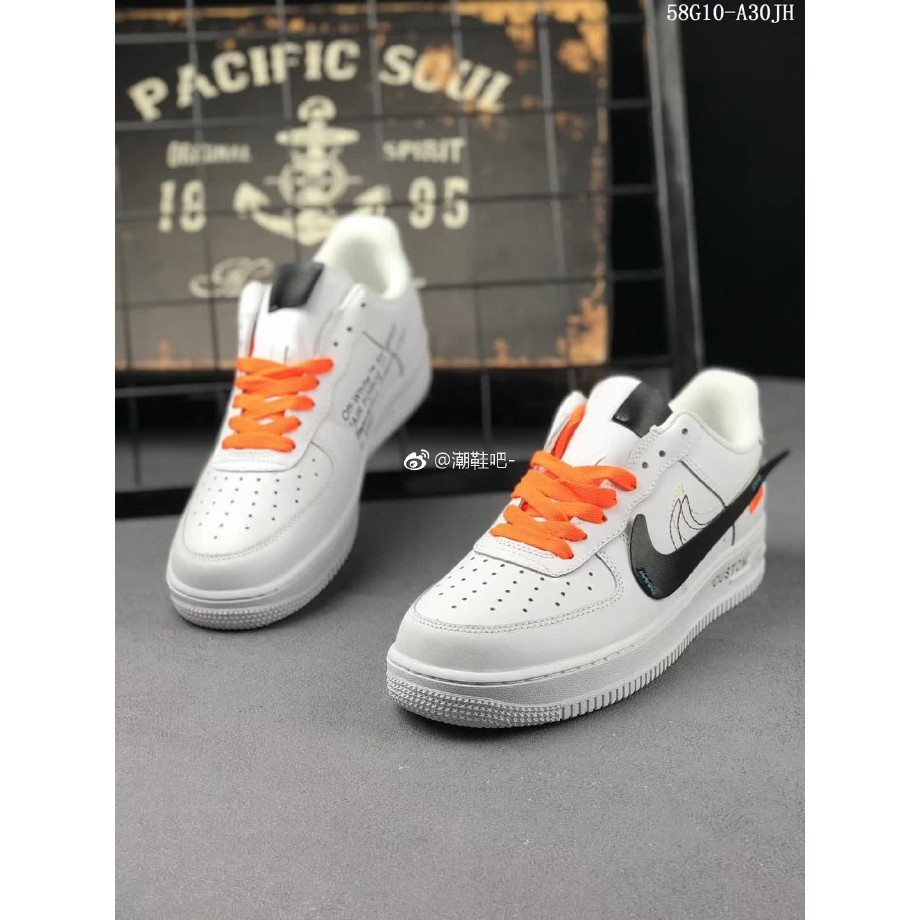 zhiqiao OFF WHITE x Nike Air Force 1 Low | Shopee Philippines
