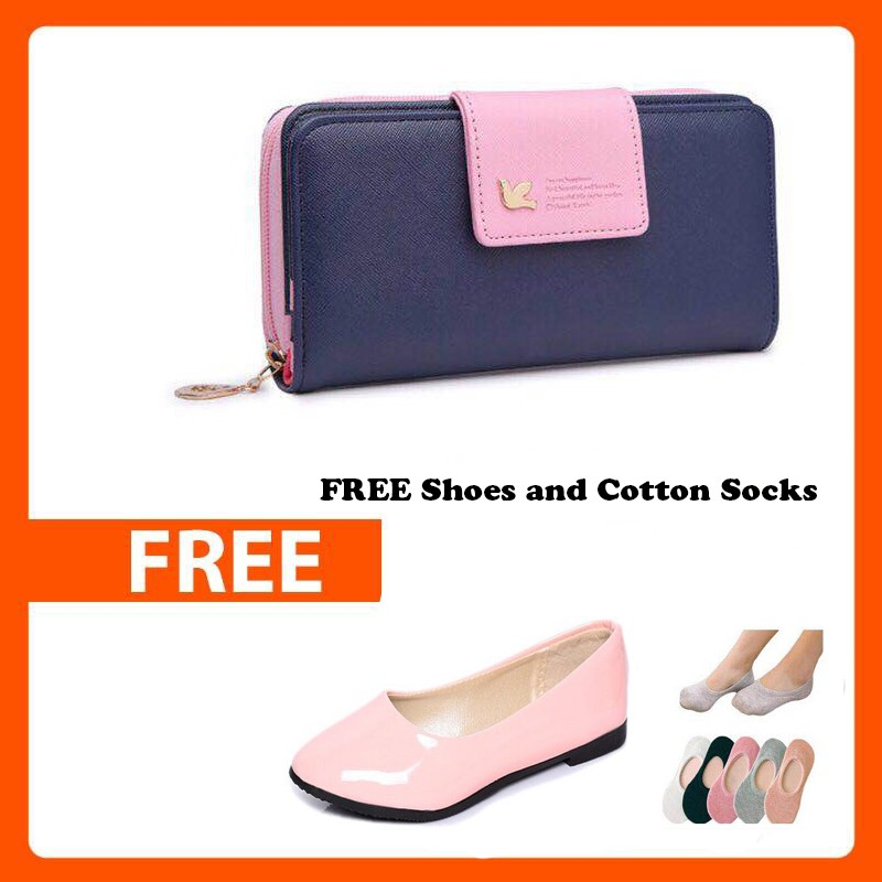 One Wallet Free Doll Shoes