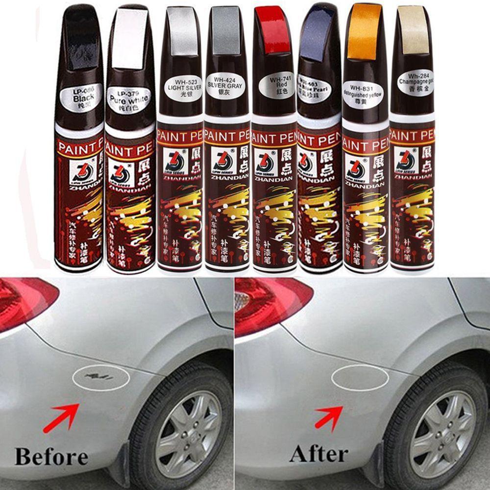 12ml Coat Clear Car Paint Pen Touch Up Scratch Repair