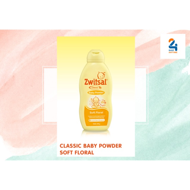 Zwitsal 100ml Classic Baby Cologne Fresh Floral Baby Care | Shopee Philippines
