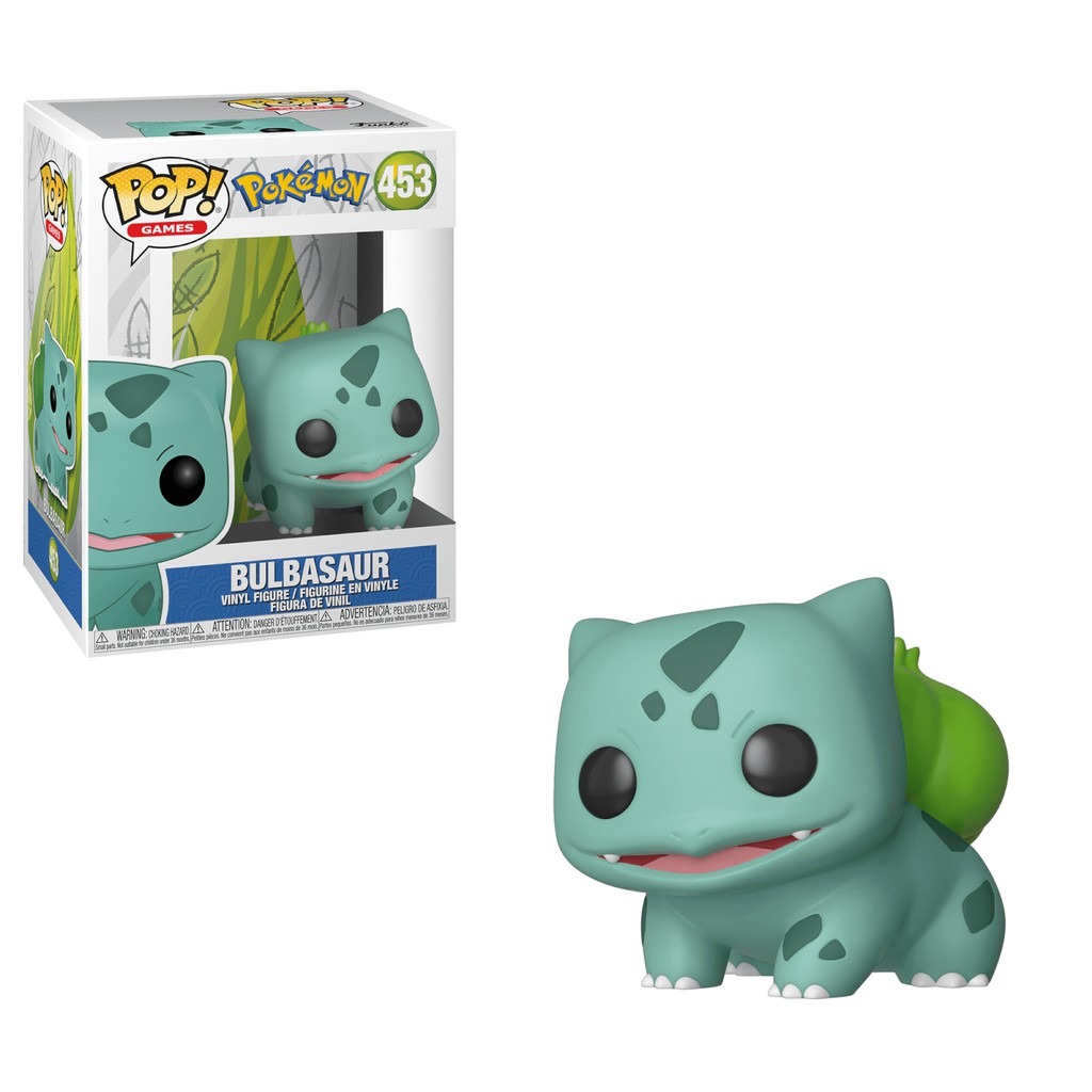 POKEMON 10 CM VINYL FIGURE FUNKO POP GAMES 504 SQUIRTLE