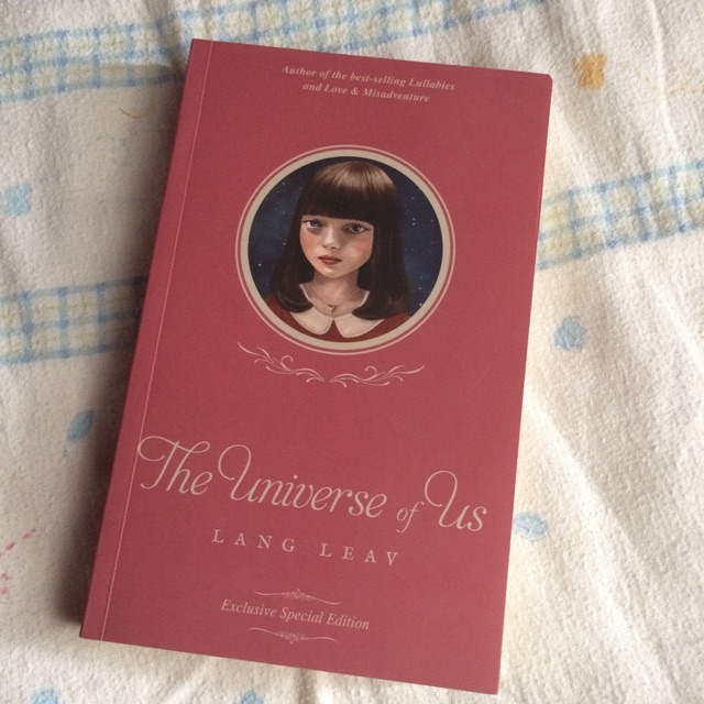 The Universe of Us (Lang Leav)