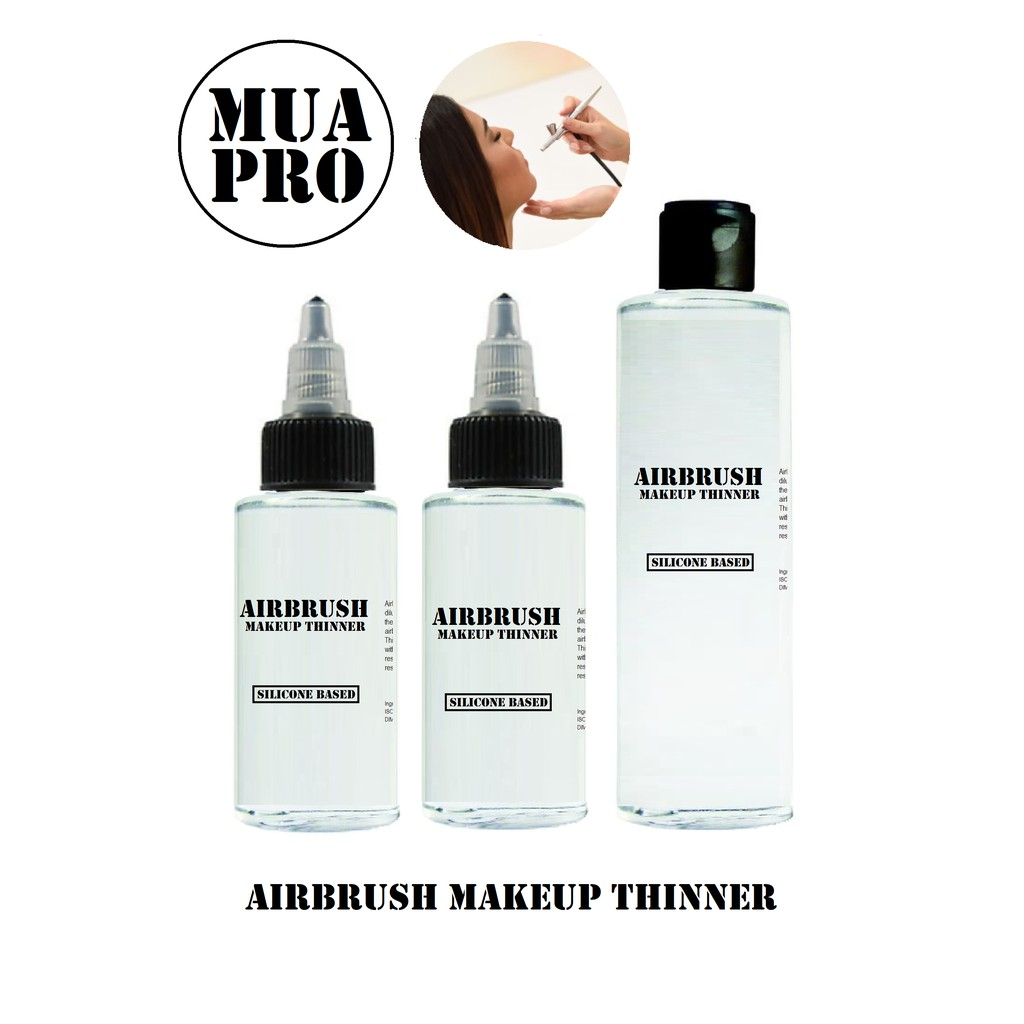 Airbrush Makeup Thinner Silicone Based