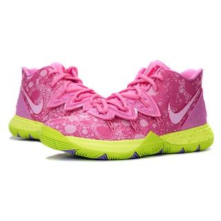 reputable site d766a 34773 Genuine high quality Nike Kyrie 5 x Spongebob pink ...