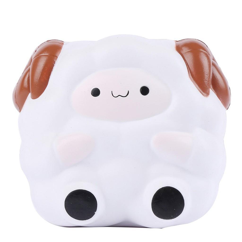 Jumbo 13.5CM Cartoon Big Sheep Squishy Slow Rising toy | Shopee Philippines