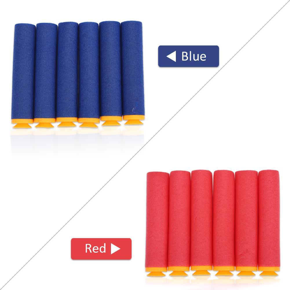 10PCS Refill Bullets Dart For Nerf N-strike Elite Rampage Retaliator Series Blas