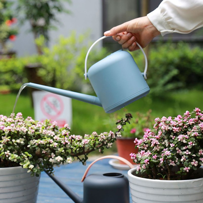 1.8L Tiny Long Mouth Plants Flowers Watering Can Household Sprinkling Pot