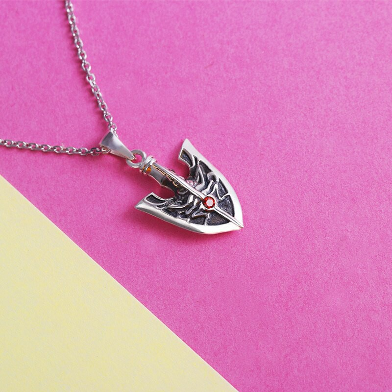 Anime Jojo S Bizarre Adventure Giogio Stand Arrow Necklace S925 Sterling Silver Pendant Fashion Jewelry Cosplay Xmas Gif Shopee Philippines Golden wind i wanted to model something from the show but also was itching to work on another borderlands style prop. anime jojo s bizarre adventure giogio stand arrow necklace s925 sterling silver pendant fashion jewelry cosplay xmas gif