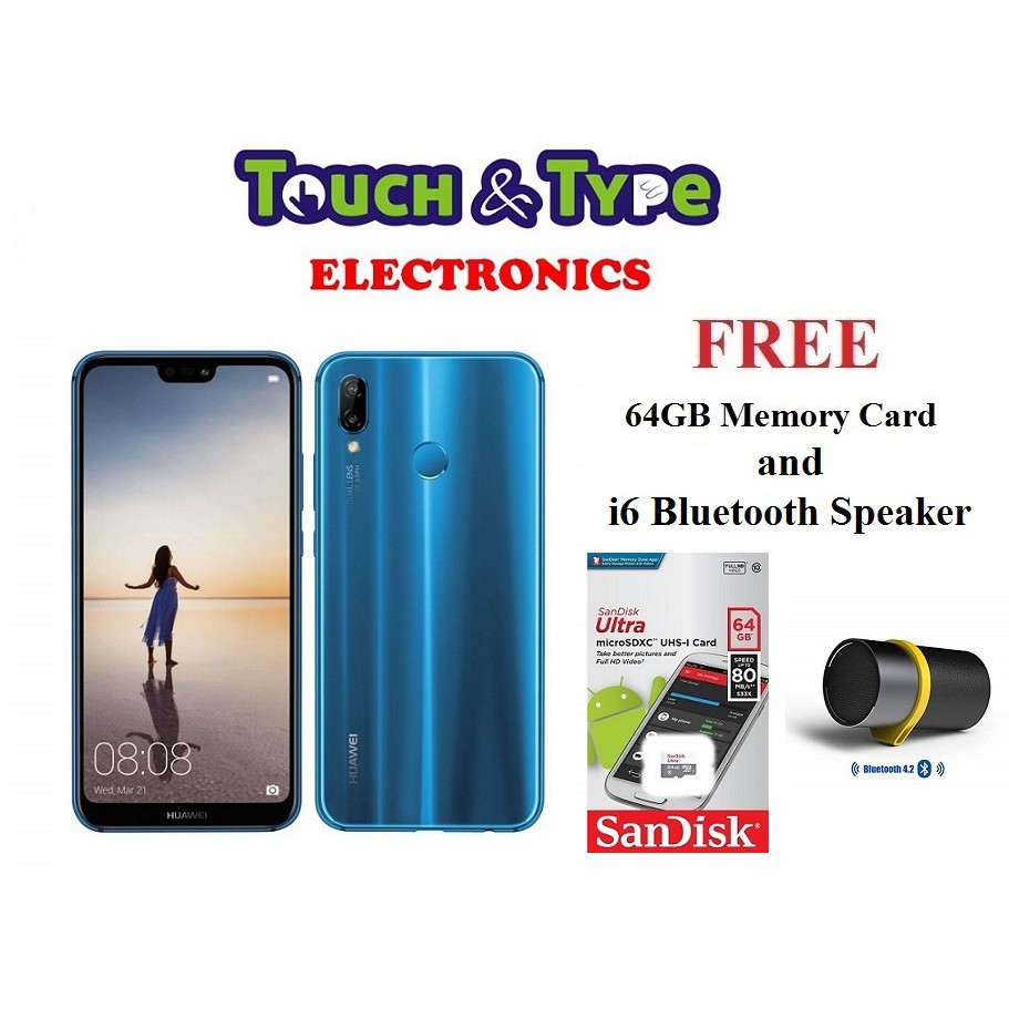 d75d4b0ba2e23 Huawei Y6 2018 Brand New (NTC APPROVED)