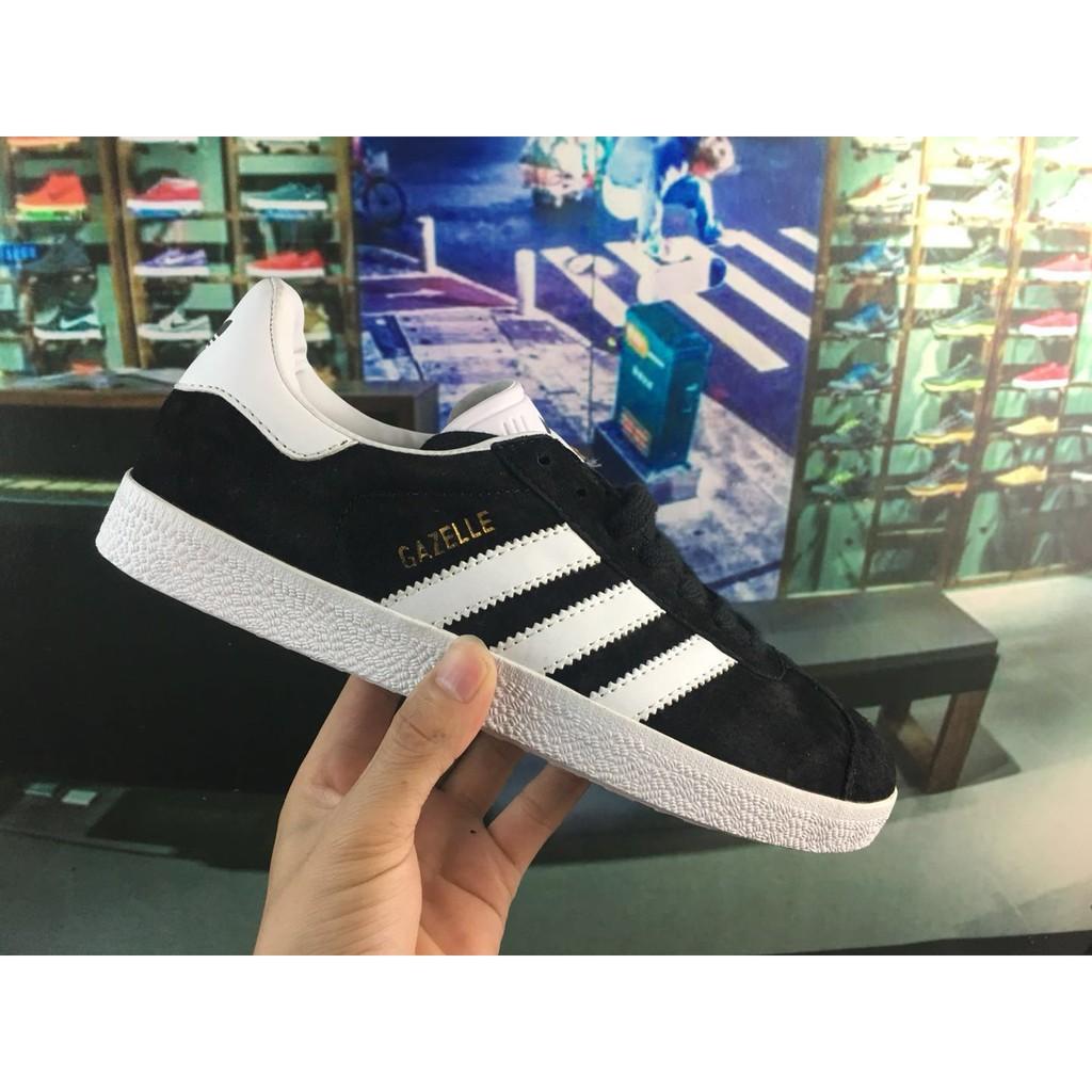 Adidas Gazelle Skateboard Shoes For men Casual Shoes Black