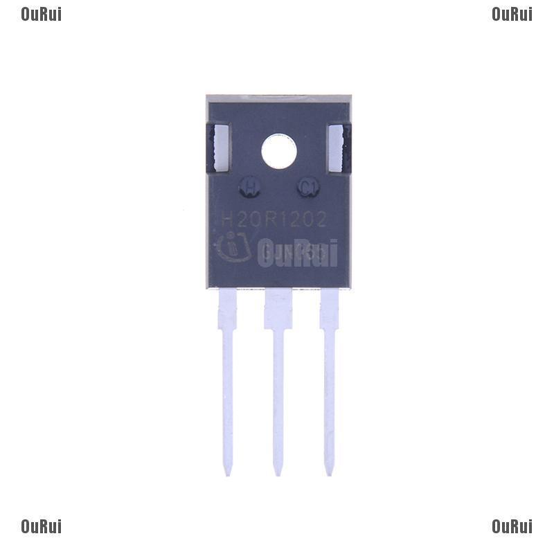 H20R1203 Inverso Conducting Igtb Con Monolítico Cuerpo Diodo /' GB Empresa Nikko