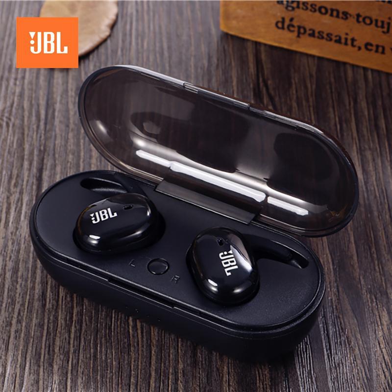 Jbl Tws4 Bluetooth Earphone Mini Wireless Ear Buds 5 0 Touch Headset Shopee Philippines