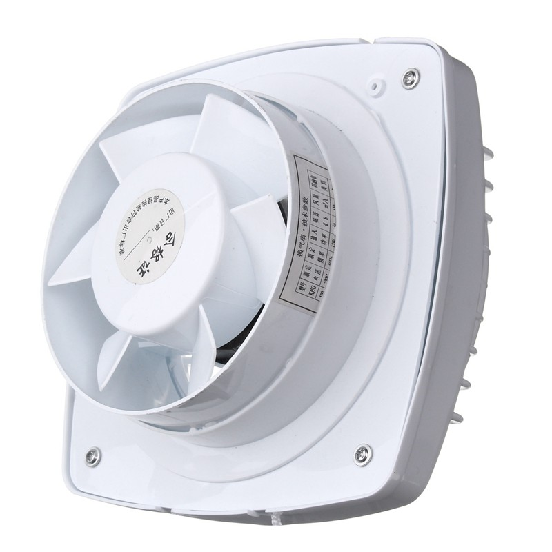 Exhaust Fans Window Exhaust Fans Ceiling Exhaust Fans And Wall Exhaust Fan Mail: Exhaust Fan Blower Window Wall Ceiling Mount For Kitchen