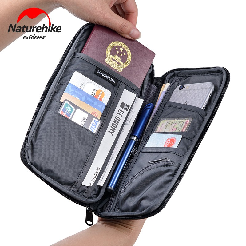 9dc65fb1cb80 Naturehike Multi Function Outdoor Bag for Cash Passport