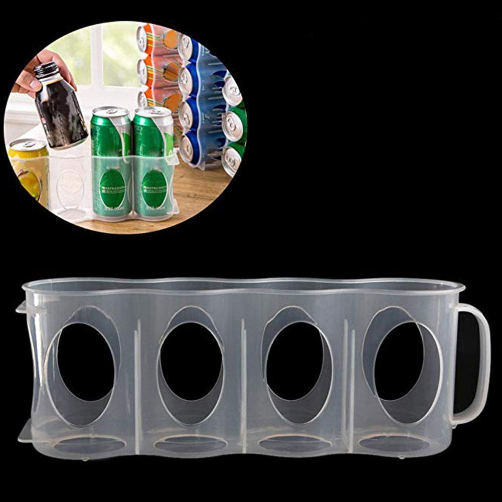 D3E1 1PCS Storage Fresh Box Kitchen Accessories Refrigerator Carry Food