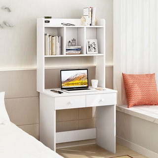 Computer Desk Desk Modern Home Desk Integrated Simple Student Desk With Bookshelf Combination Bedroom Bookshelf Desk Shopee Philippines