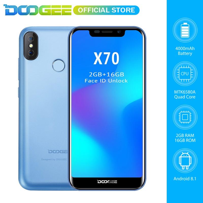 DOOGEE X70 5 5