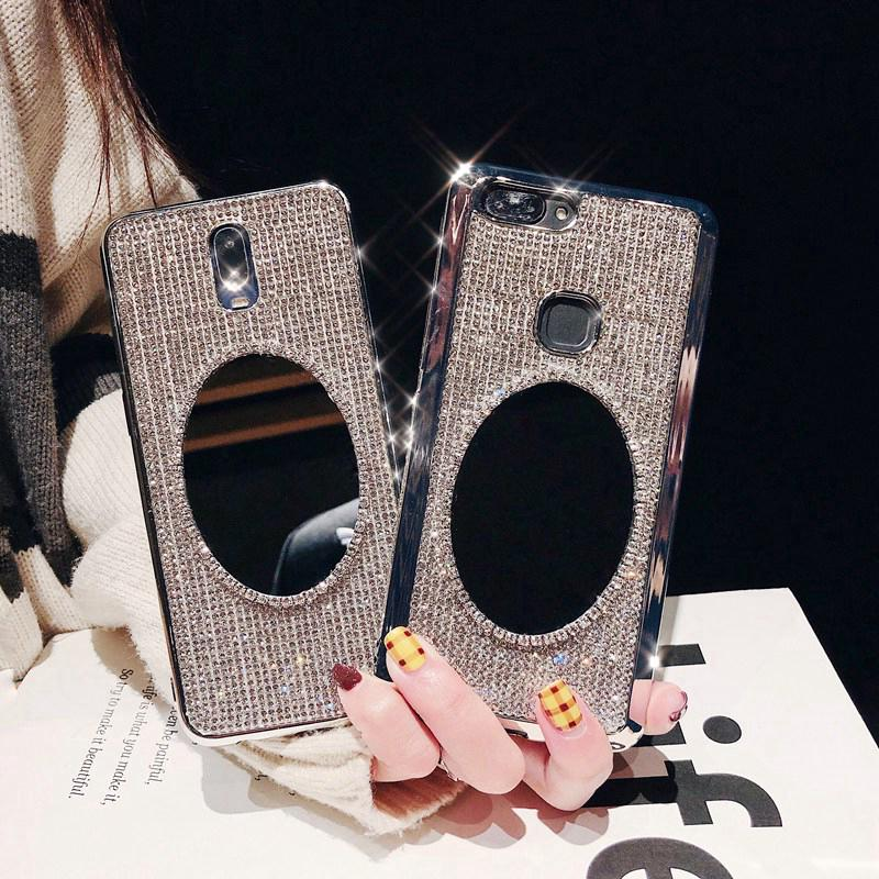 Casing Sparkling Gypsophila Support Case IPhone 6 6S 7 8