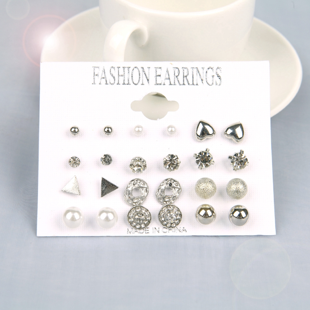 Pairs Includes Gift Box Pastel Flower Girls Clip On Earrings Pretty Flower Earrings Silver Plate Back Earrings Girls Dress Up Party Play 5