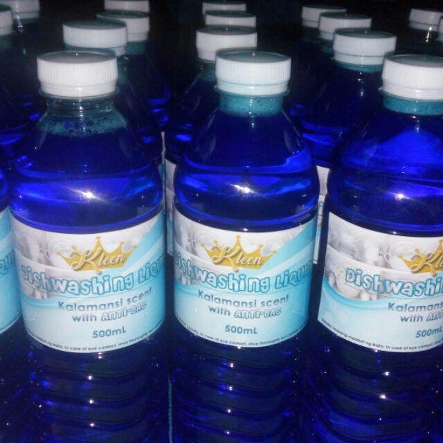 Homemade Dishwashing Liquid | Shopee